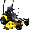 Stanley 62ZS 31 HP Commercial-Duty Kawasaki V-Twin FX850V Zero Turn Riding Lawn Mower with Roll bar, 62-Inch
